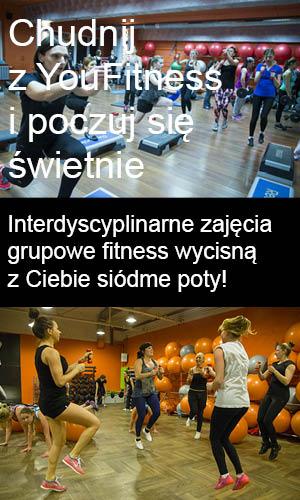 Chudnij z youfitness.pl i czuj się świetnie!